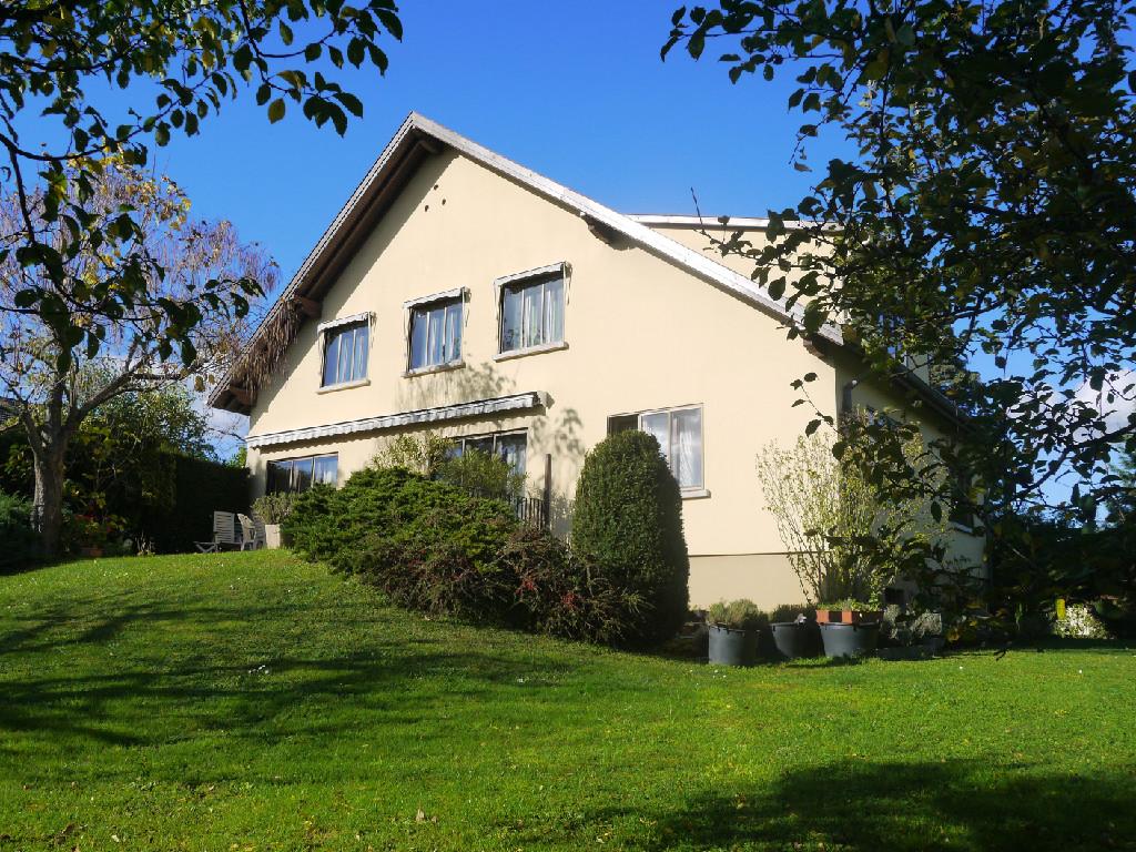 Achat vente maison de 7 pi ces baldersheim 68390 for Achat maison 68