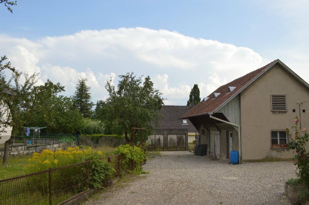 Achat vente maison de 6 pi ces riedisheim 68400 for Achat maison 68