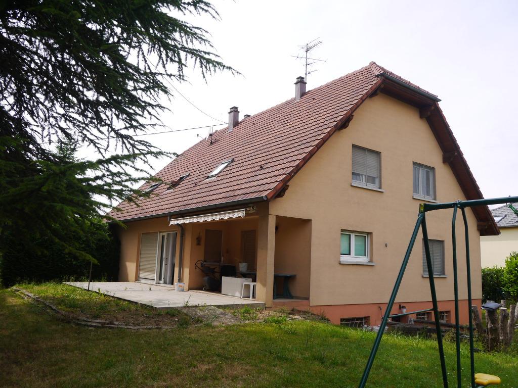 Achat vente maison de 8 pi ces morschwiller le bas for Achat maison 68