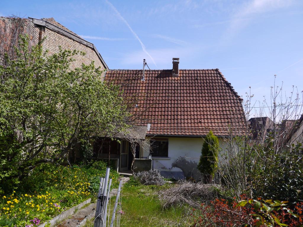 Achat vente maison de 3 pi ces zimmersheim 68440 for Achat maison 68