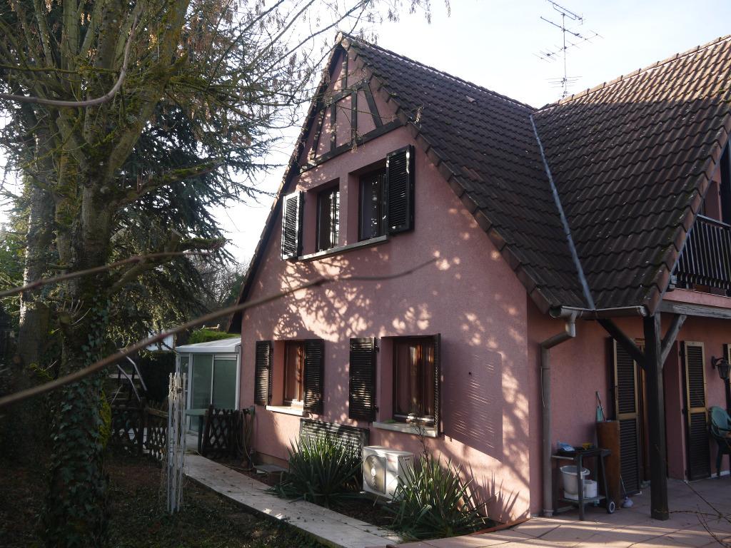Achat vente maison de 6 pi ces rixheim 68170 dans for Achat maison 68