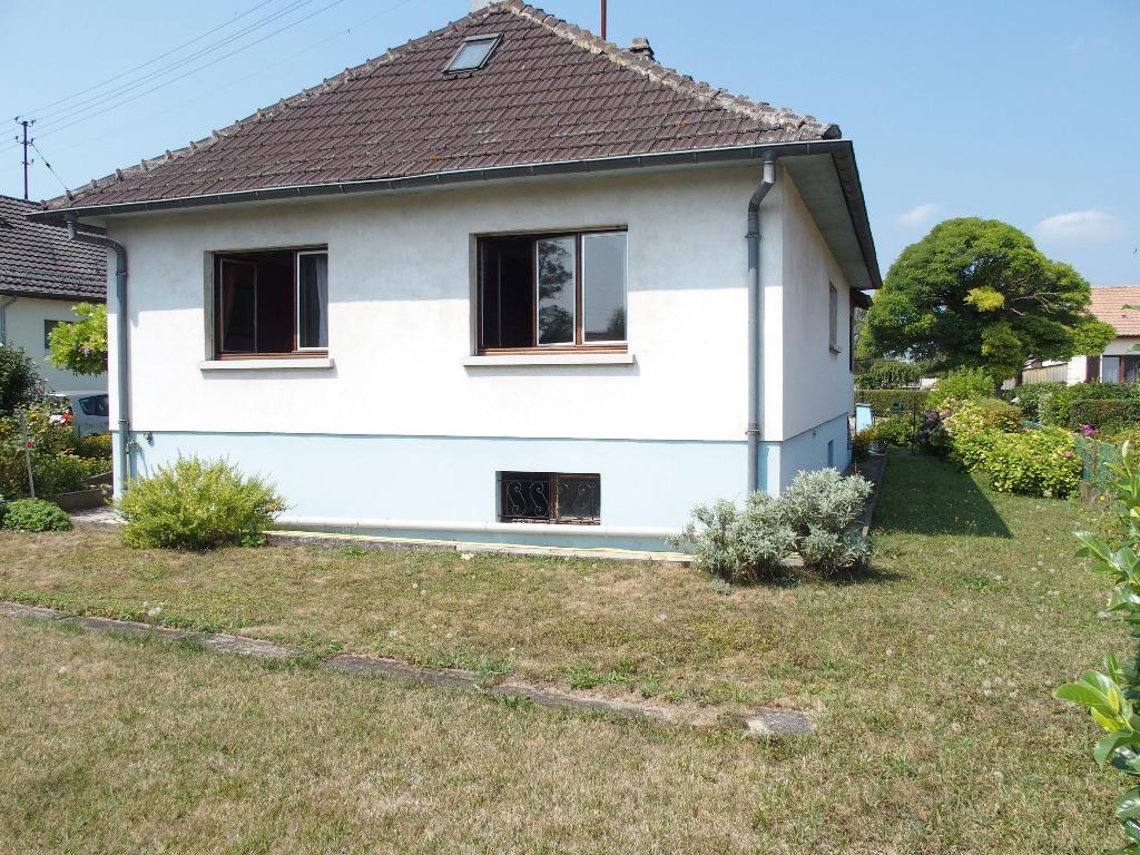 Achat vente maison de 4 pi ces ottmarsheim 68490 for Achat maison 68